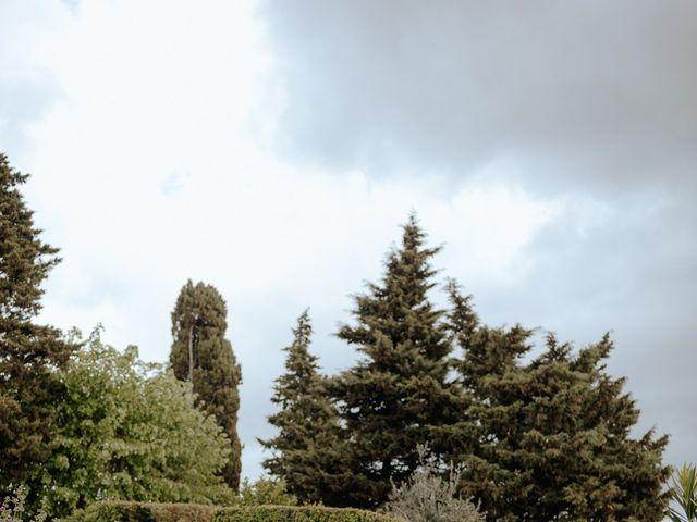Il matrimonio di Geoff e Alison a San Gimignano, Siena 157
