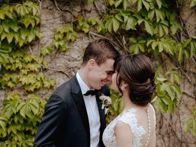 Il matrimonio di Geoff e Alison a San Gimignano, Siena 158
