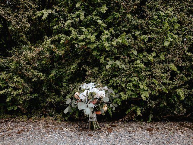 Il matrimonio di Geoff e Alison a San Gimignano, Siena 162