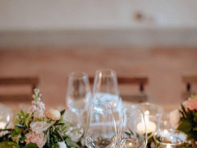 Il matrimonio di Geoff e Alison a San Gimignano, Siena 178