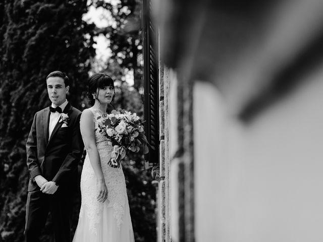 Il matrimonio di Geoff e Alison a San Gimignano, Siena 183