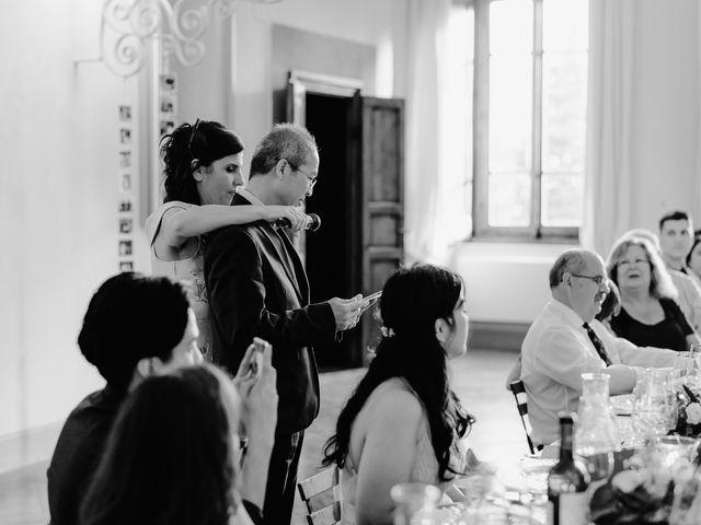 Il matrimonio di Geoff e Alison a San Gimignano, Siena 189