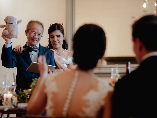 Il matrimonio di Geoff e Alison a San Gimignano, Siena 190