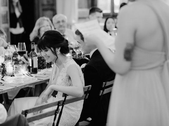 Il matrimonio di Geoff e Alison a San Gimignano, Siena 192