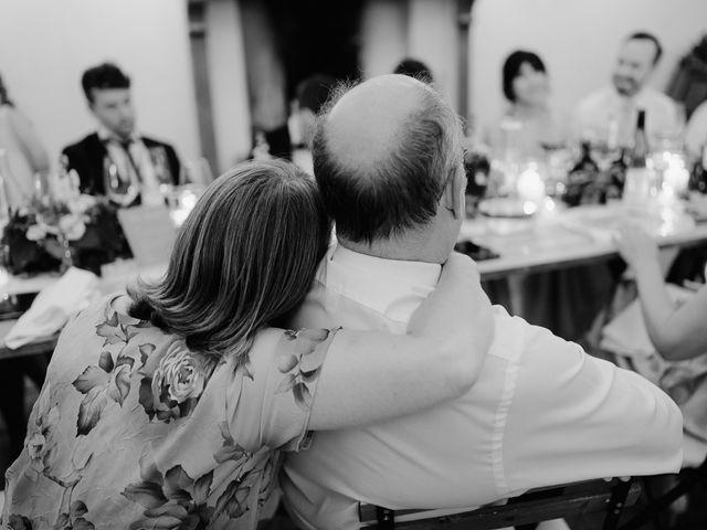 Il matrimonio di Geoff e Alison a San Gimignano, Siena 201