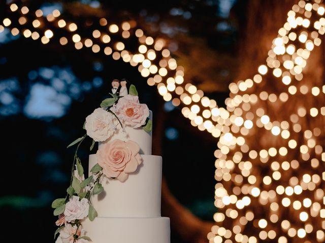 Il matrimonio di Geoff e Alison a San Gimignano, Siena 204