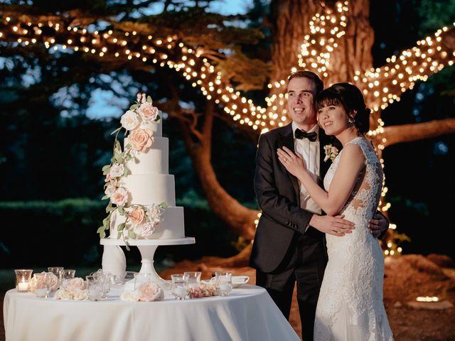Il matrimonio di Geoff e Alison a San Gimignano, Siena 205