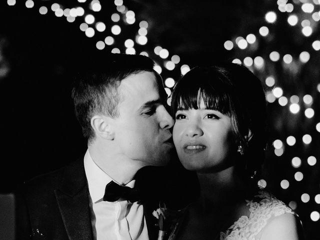 Il matrimonio di Geoff e Alison a San Gimignano, Siena 211