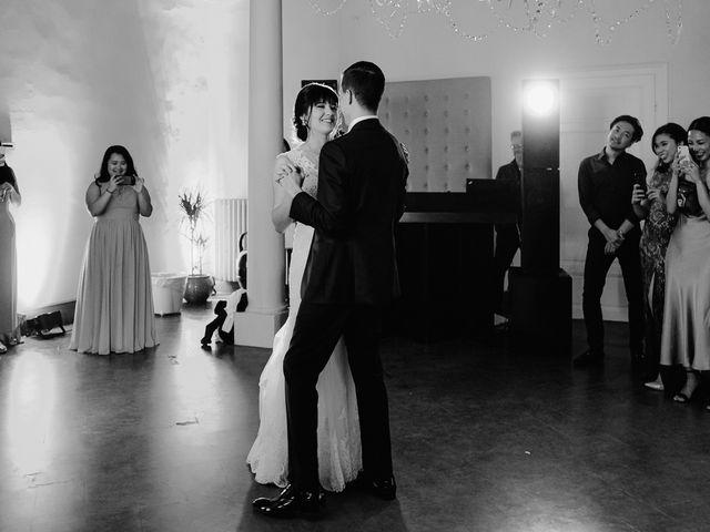 Il matrimonio di Geoff e Alison a San Gimignano, Siena 219