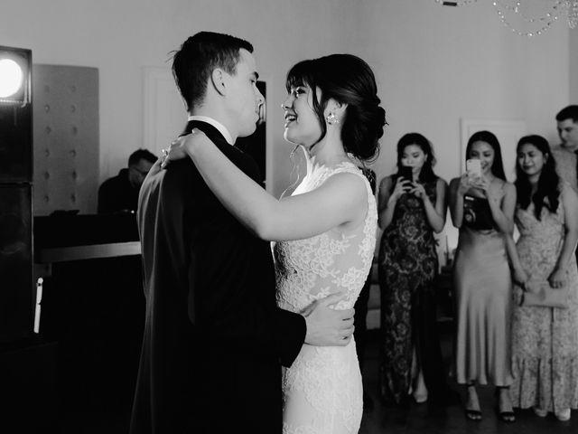 Il matrimonio di Geoff e Alison a San Gimignano, Siena 220