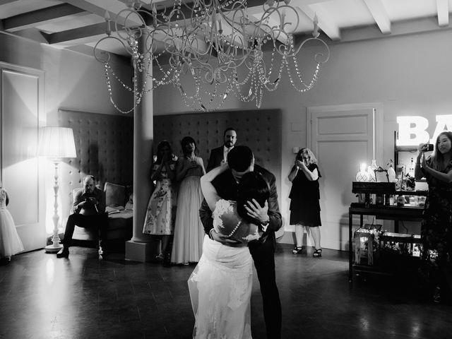 Il matrimonio di Geoff e Alison a San Gimignano, Siena 223