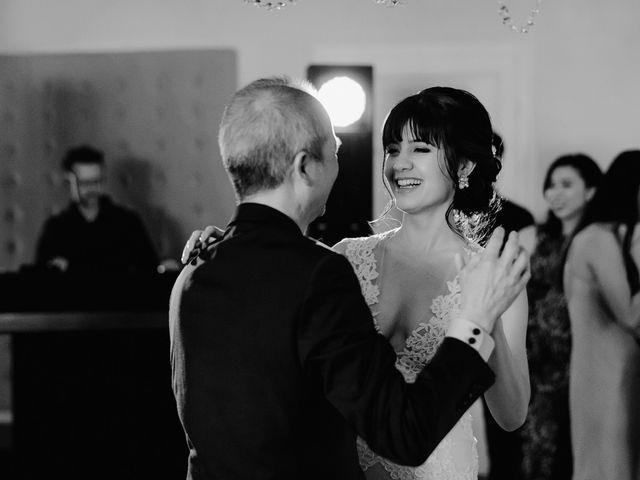 Il matrimonio di Geoff e Alison a San Gimignano, Siena 226