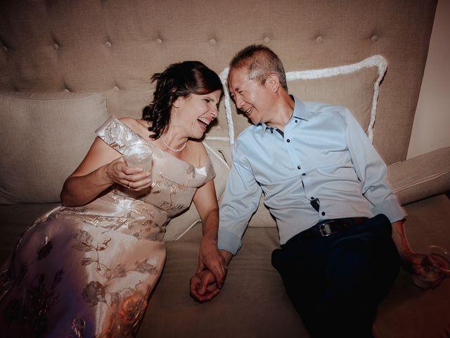 Il matrimonio di Geoff e Alison a San Gimignano, Siena 238