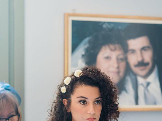 Il matrimonio di Alessandro e Veronica a Cernusco sul Naviglio, Milano 20