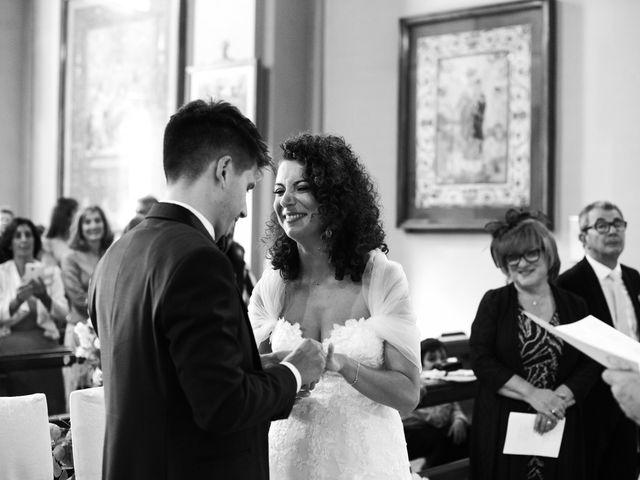 Il matrimonio di Alessandro e Veronica a Cernusco sul Naviglio, Milano 35