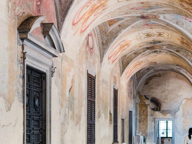 Il matrimonio di Alessandro e Veronica a Cernusco sul Naviglio, Milano 38