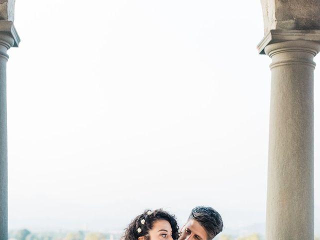 Il matrimonio di Alessandro e Veronica a Cernusco sul Naviglio, Milano 1