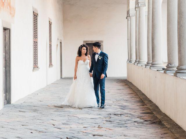 Il matrimonio di Alessandro e Veronica a Cernusco sul Naviglio, Milano 59