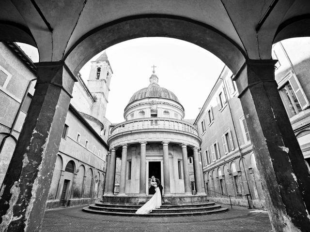 Il matrimonio di Cristina e Emanuele a Santa Marinella, Roma 5