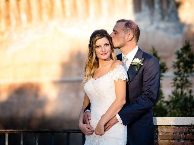 Il matrimonio di Cristina e Emanuele a Santa Marinella, Roma 9