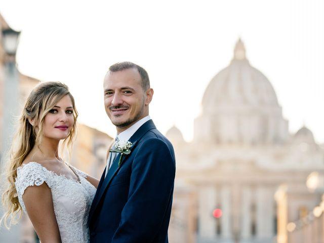 Il matrimonio di Cristina e Emanuele a Santa Marinella, Roma 6