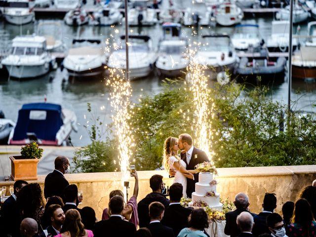 Il matrimonio di Cristina e Emanuele a Santa Marinella, Roma 12