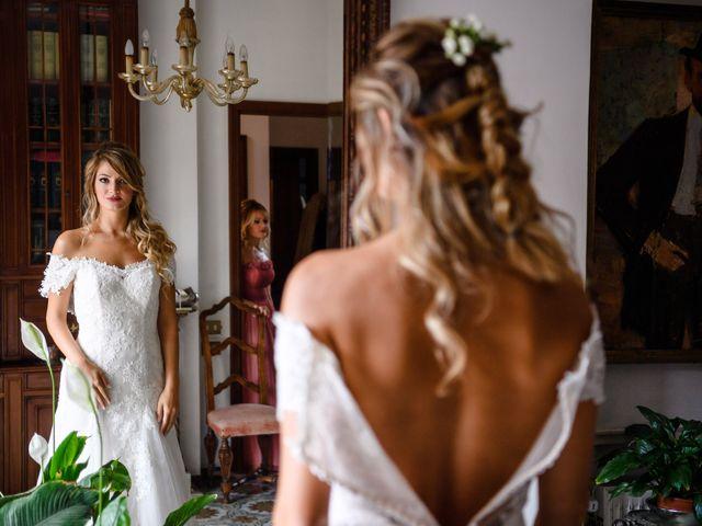Il matrimonio di Cristina e Emanuele a Santa Marinella, Roma 14