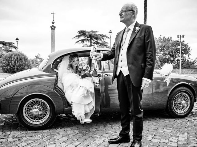 Il matrimonio di Cristina e Emanuele a Santa Marinella, Roma 4