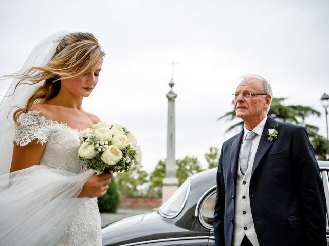 Il matrimonio di Cristina e Emanuele a Santa Marinella, Roma 18