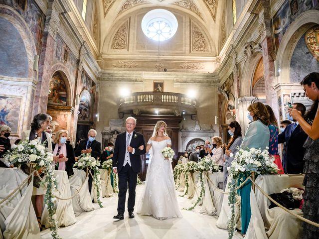 Il matrimonio di Cristina e Emanuele a Santa Marinella, Roma 19