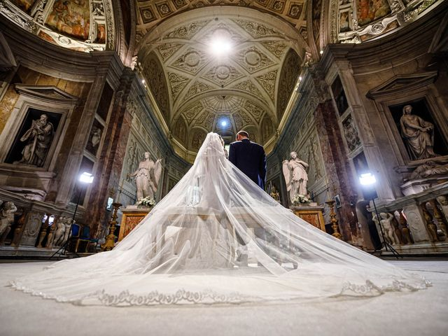 Il matrimonio di Cristina e Emanuele a Santa Marinella, Roma 20