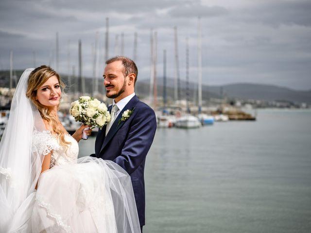 Il matrimonio di Cristina e Emanuele a Santa Marinella, Roma 22