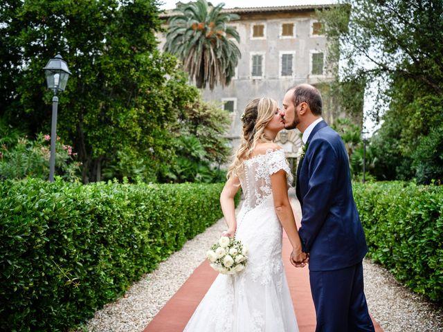 Il matrimonio di Cristina e Emanuele a Santa Marinella, Roma 26