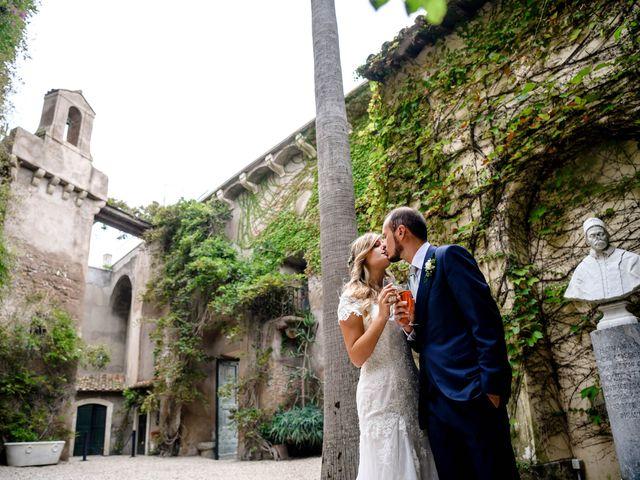 Il matrimonio di Cristina e Emanuele a Santa Marinella, Roma 2