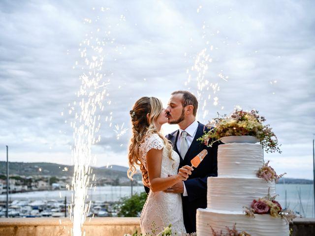 Il matrimonio di Cristina e Emanuele a Santa Marinella, Roma 29