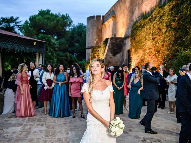 Il matrimonio di Cristina e Emanuele a Santa Marinella, Roma 30