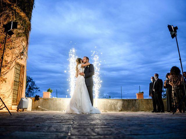 Il matrimonio di Cristina e Emanuele a Santa Marinella, Roma 31