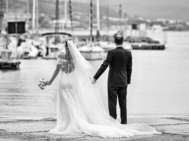 Il matrimonio di Cristina e Emanuele a Santa Marinella, Roma 33