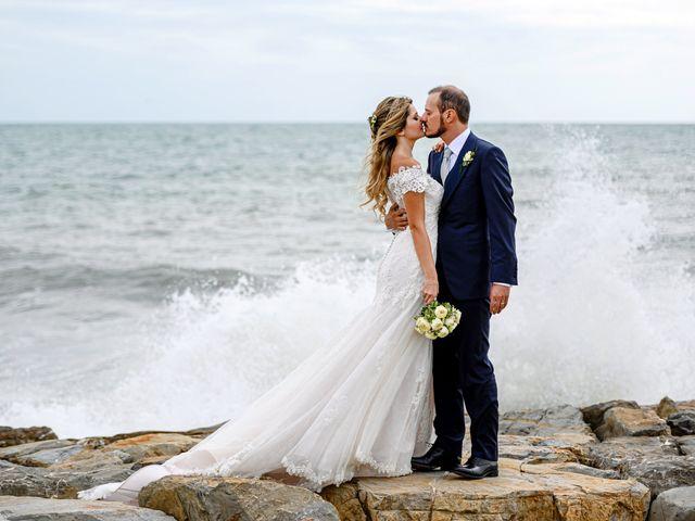Il matrimonio di Cristina e Emanuele a Santa Marinella, Roma 34