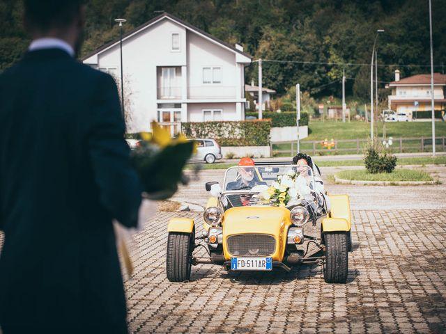 Il matrimonio di Andrea e Elena a Piovene Rocchette, Vicenza 20