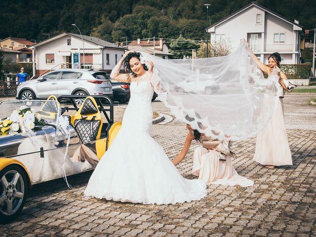 Il matrimonio di Andrea e Elena a Piovene Rocchette, Vicenza 21