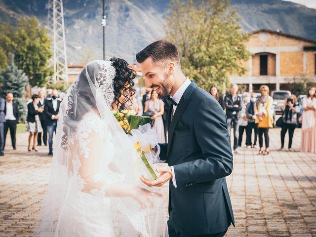 Il matrimonio di Andrea e Elena a Piovene Rocchette, Vicenza 22