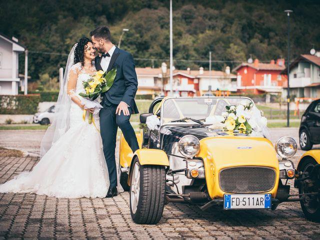 Il matrimonio di Andrea e Elena a Piovene Rocchette, Vicenza 23