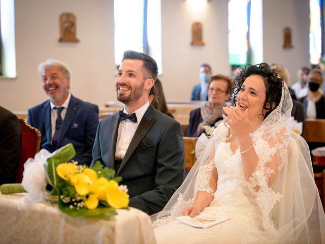 Il matrimonio di Andrea e Elena a Piovene Rocchette, Vicenza 25