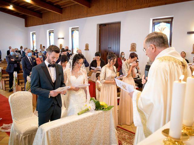 Il matrimonio di Andrea e Elena a Piovene Rocchette, Vicenza 26