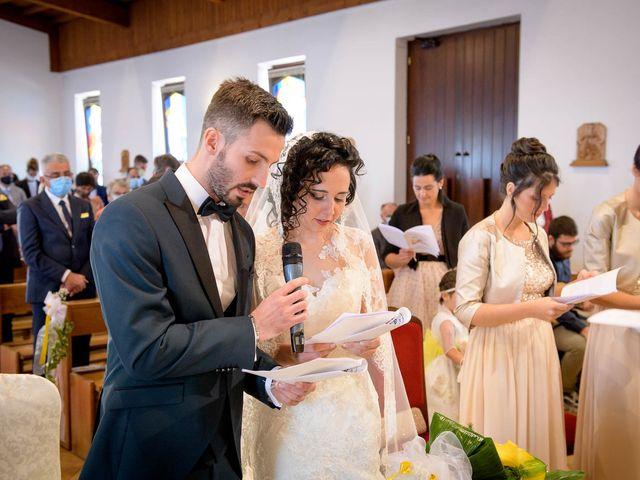 Il matrimonio di Andrea e Elena a Piovene Rocchette, Vicenza 27
