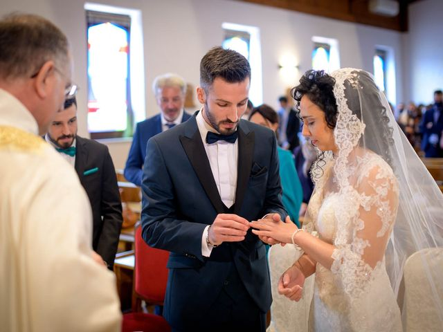Il matrimonio di Andrea e Elena a Piovene Rocchette, Vicenza 28