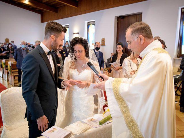 Il matrimonio di Andrea e Elena a Piovene Rocchette, Vicenza 29