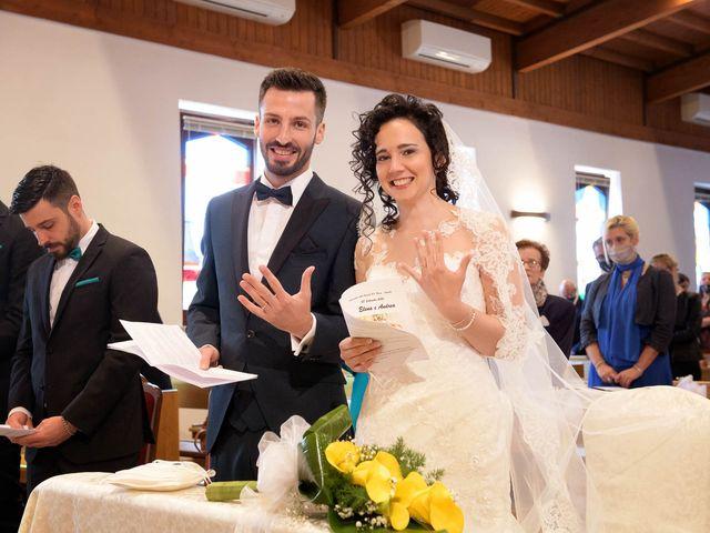 Il matrimonio di Andrea e Elena a Piovene Rocchette, Vicenza 30