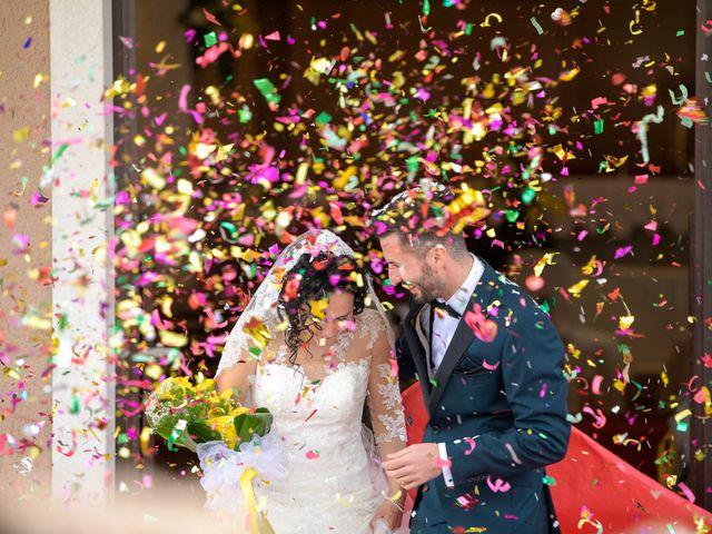 Il matrimonio di Andrea e Elena a Piovene Rocchette, Vicenza 31